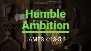 humble-ambition