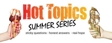 Hot Topics Graphic